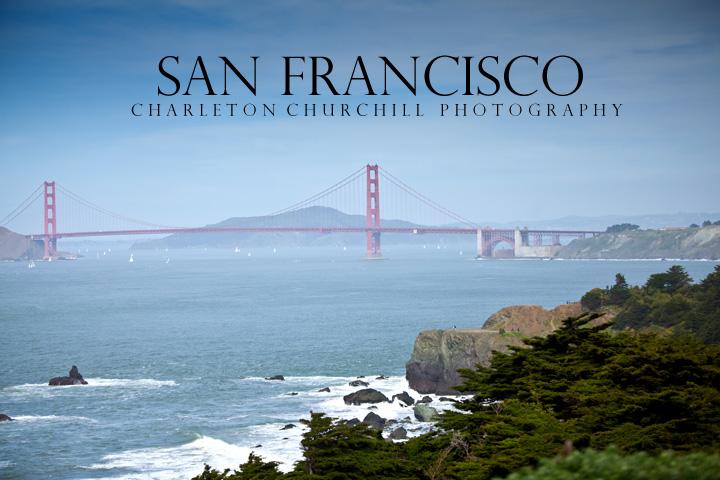 San Francisco Bay Bridge at Baker