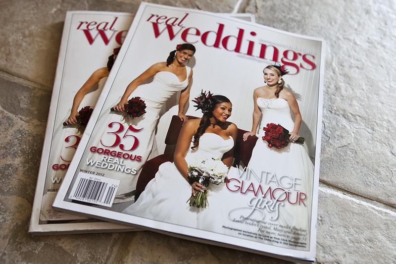 Real Weddings magazine photographer Charleton Churchill of Sacramento