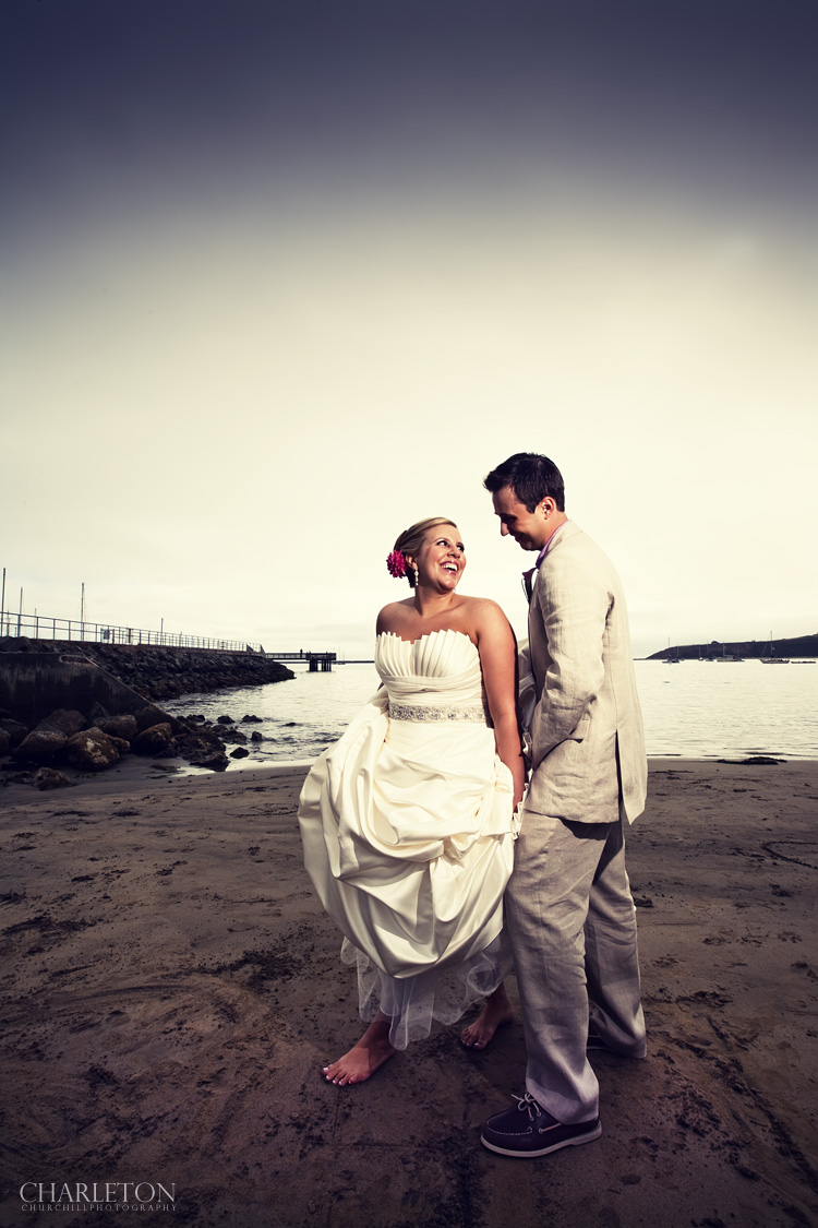 Half Moon Bay Oceano Hotel Wedding photography