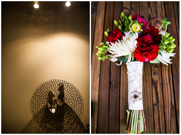 truckee wedding flowers