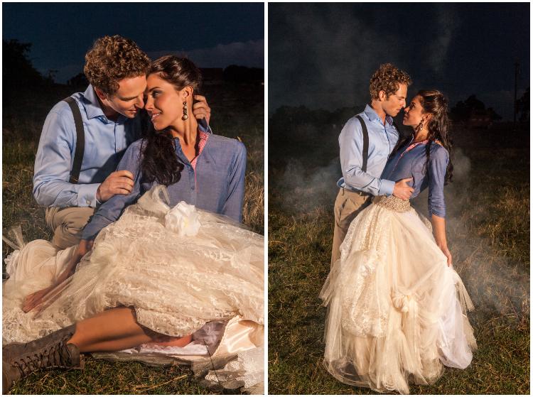 fashion forward wedding photographer california couple