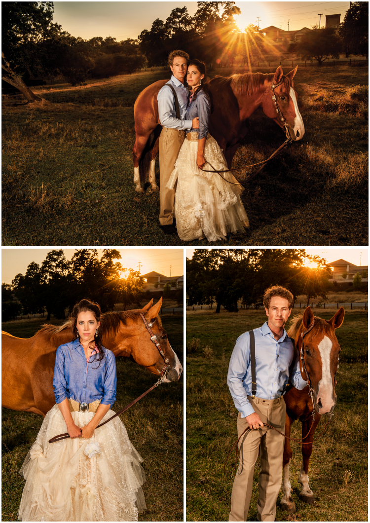 loomis wedding couple engagement pictures