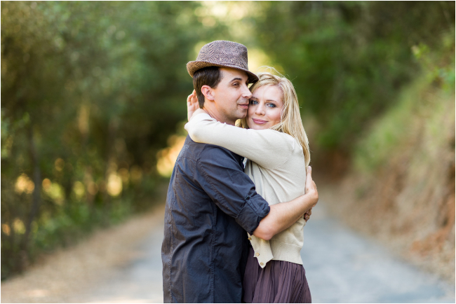 calaveras county engagement photography stylish fashion