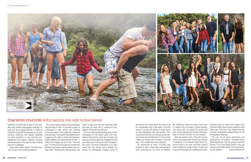 charleton churchill published in rangefinder magazine