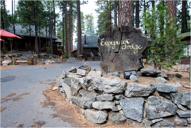 evergreen lodge venue