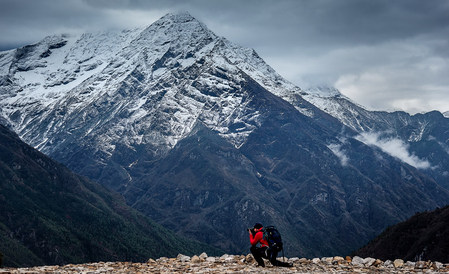 everest base camp wedding photographer