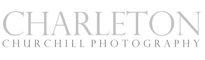 Adventure Wedding Photographer, Charleton Churchill logo